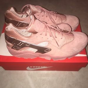 Nike Air Huaraches Run PRM Men Sneakers Size 12